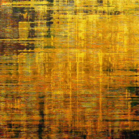 faded: Abstract old background or faded grunge texture. With different color patterns: yellow (beige); brown; green; red (orange)