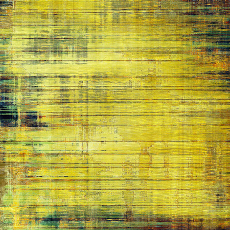 grooves: Antique vintage textured background. With different color patterns: yellow (beige); brown; green; blue