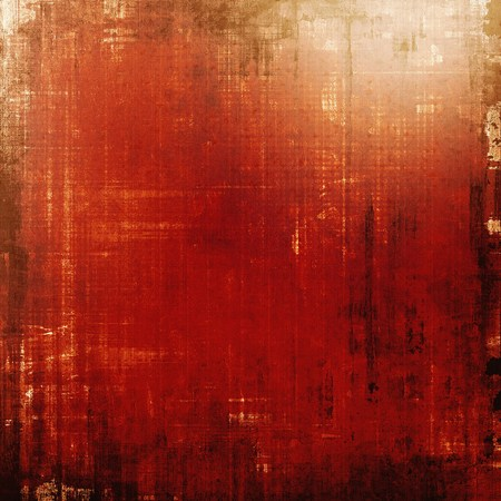 worn structure red: Grunge retro texture, elegant old-style background. With different color patterns: yellow (beige); brown; red (orange)