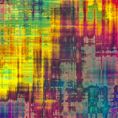 violet red: Abstract grunge background. With different color patterns: yellow (beige); blue; purple (violet); red (orange); green Stock Photo