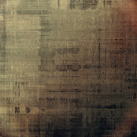 black grunge background: Antique grunge background with space for text or image. With different color patterns: yellow (beige); brown; gray; black Stock Photo
