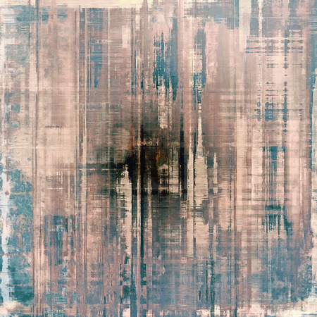 antique art: Vintage antique textured background. With different color patterns: brown; gray; black; blue