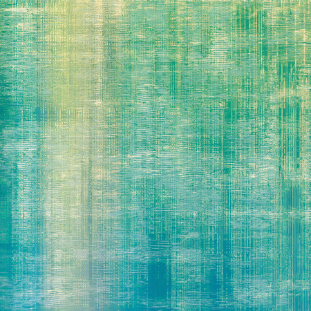 blue grunge background: Grunge background or texture for design. With different color patterns: yellow (beige), blue, cyan, green