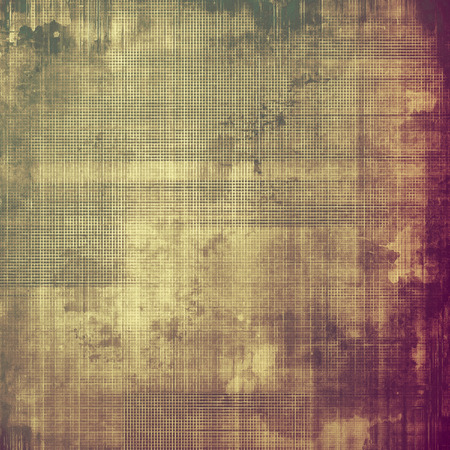 Old antique texture (for background). With different color patterns: yellow (beige); brown; gray; purple (violet)