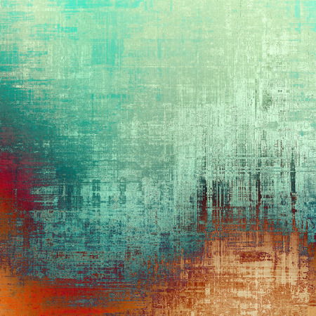 crosshatching: Old school textured background. With different color patterns: yellow (beige); brown; blue; green