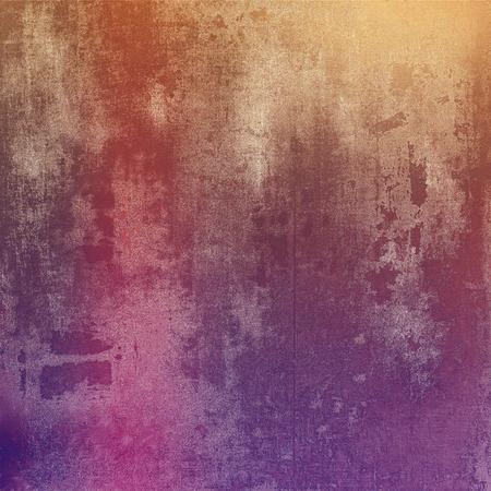 morado: El envejecimiento de la textura del grunge, viejo ejemplo. Con patrones de colores diferentes: marrón; naranja roja); Rosa; púrpura (violeta)
