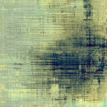 oldfield: Old, grunge background or ancient texture. With different color patterns: yellow (beige); blue; cyan; gray