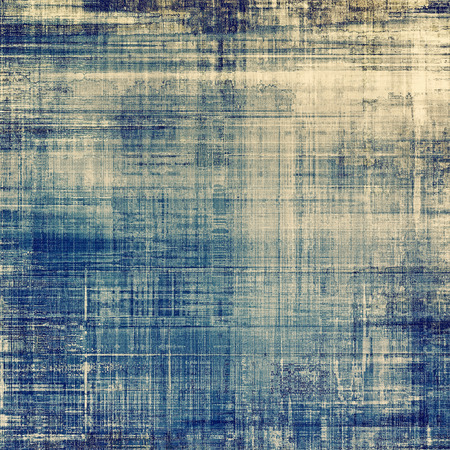 Background in grunge style. With different color patterns: yellow (beige); brown; blue; gray