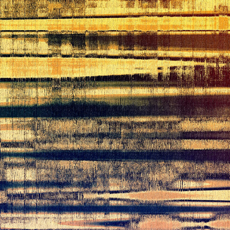 crosshatching: Old, grunge background texture. With different color patterns: yellow (beige); brown; purple (violet); blue Stock Photo