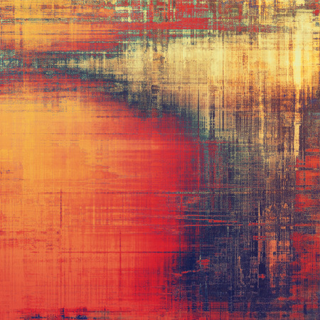 violet red: Old, grunge background texture. With different color patterns: yellow (beige); brown; purple (violet); red (orange)