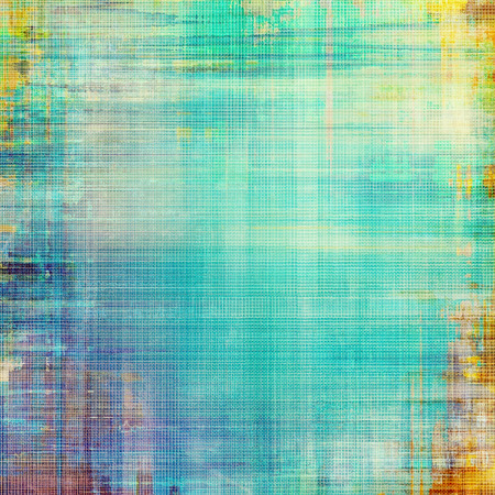 oldfield: Designed grunge texture or retro background. With different color patterns: yellow (beige); purple (violet); blue; green