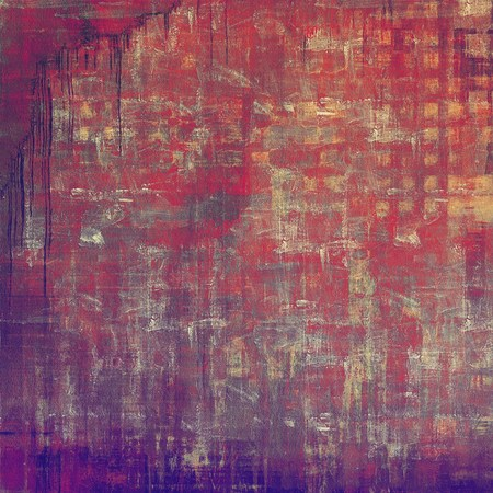 violet red: Old-style background, aging texture. With different color patterns: brown; pink; purple (violet); red (orange)