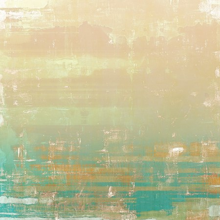 Beautiful vintage background. With different color patterns: yellow (beige); brown; green; blue