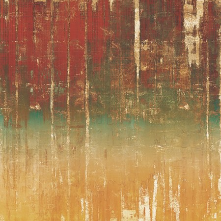 aging: Grunge aging texture, art background. With different color patterns: yellow (beige); brown; green; red (orange) Stock Photo