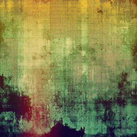 oldfield: Antique vintage background. With different color patterns: yellow (beige); brown; green; purple (violet)
