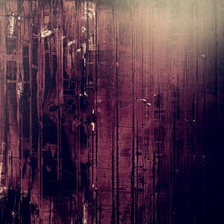 oldfield: Art grunge vintage textured background. With different color patterns: brown; black; gray; purple (violet)