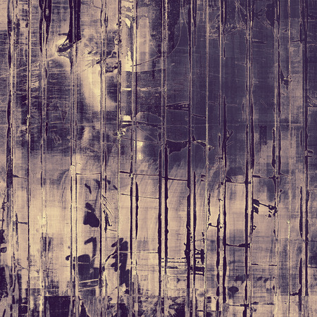 Retro background with old grunge texture. With different color patterns: purple (violet); gray
