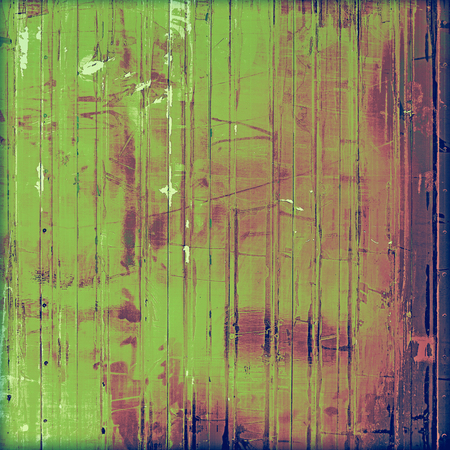 verde y morado: Abstract distressed grunge background. With different color patterns: blue; green; purple (violet); pink