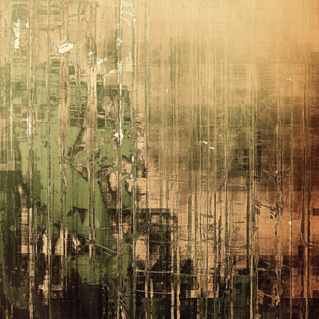 blemish: Abstract blank grunge background, old texture with stains and different color patterns: yellow (beige); brown; black; green