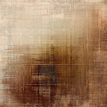 wall decor: Old, grunge background or ancient texture. With different color patterns: yellow (beige); brown; gray