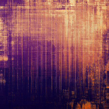 violet red: Ancient grunge background texture. With different color patterns: yellow (beige); brown; purple (violet); red (orange)