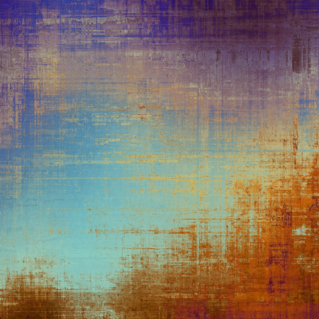grime: Old school textured background. With different color patterns: brown; red (orange); blue; purple (violet)