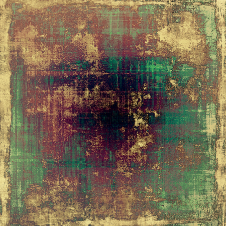 crosshatching: Rough grunge texture. With different color patterns: yellow (beige); brown; purple (violet); green