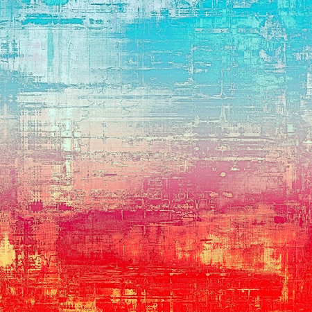 burnt edges: Old background or texture. With different color patterns: blue; red (orange); pink; white