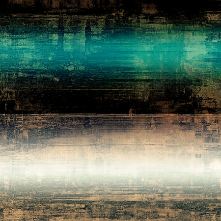 be green: Grunge texture, may be used as retro-style background. With different color patterns: brown; blue; green; black; white Stock Photo