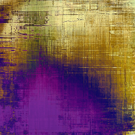 mottled: Grunge texture or background with space for text. With different color patterns: yellow (beige); brown; blue; purple (violet)