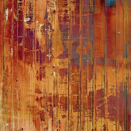 violet red: Art grunge vintage textured background. With different color patterns: yellow (beige); brown; red (orange); purple (violet)