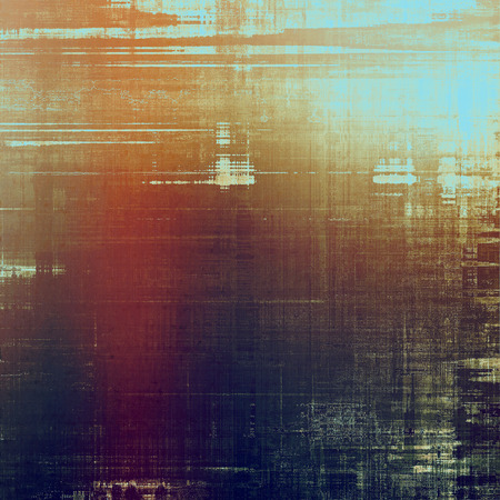 oldfield: Retro background with grunge texture. With different color patterns: yellow (beige); brown; blue; purple (violet)