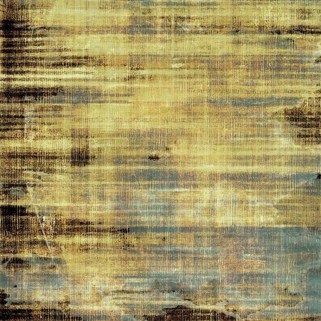 black textured background: Textured old pattern as background. With different color patterns: yellow (beige); brown; gray; black Stock Photo