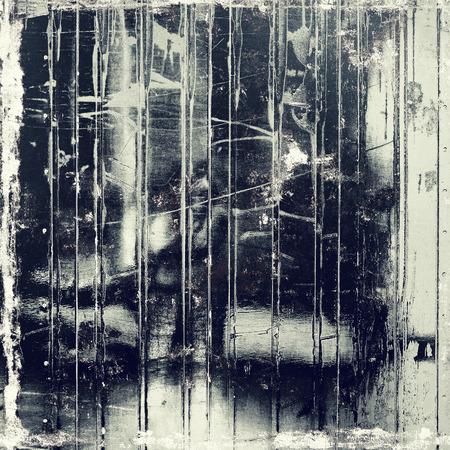 sencillez: Vintage manchó textura de fondo. Con diferentes patrones de color: negro; gris; blanco Foto de archivo