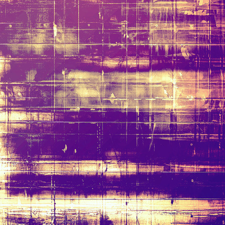 modern pattern: Old antique texture (for background). With different color patterns: yellow (beige); brown; purple (violet); pink