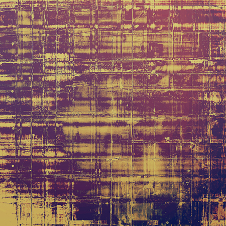 aging: Old-style background, aging texture. With different color patterns: yellow (beige); brown; purple (violet); pink