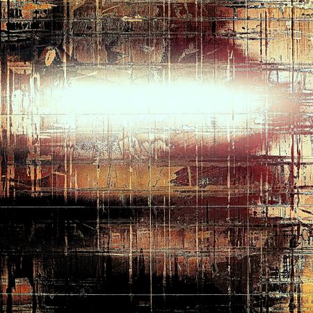 black textured background: Art grunge vintage textured background. With different color patterns: yellow (beige); brown; black; white