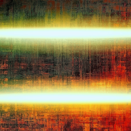 bad condition: Abstract rough grunge background, colorful texture. With different color patterns: yellow (beige); brown; red (orange); green; white