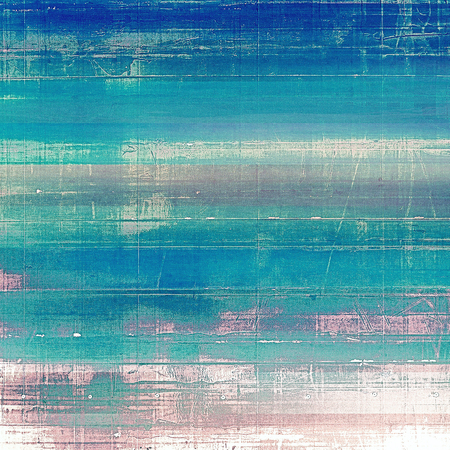 crosshatch: Vintage old texture with space for text or image, distressed grunge background. With different color patterns: pink; blue; white; cyan