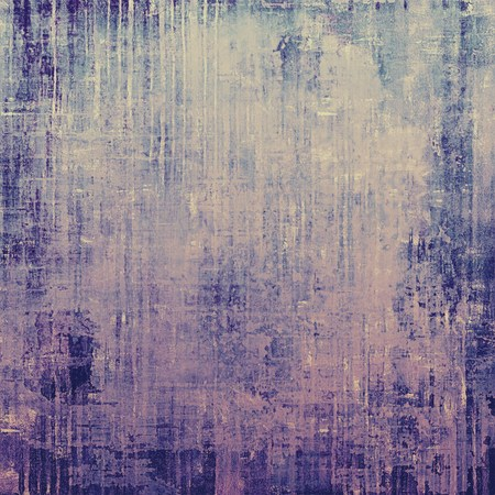 oldfield: Designed grunge texture or retro background. With different color patterns: blue; purple (violet); pink; gray Stock Photo