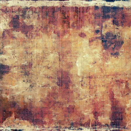 black textured background: Vintage textured background. With different color patterns: yellow (beige); brown; red (orange); black Stock Photo