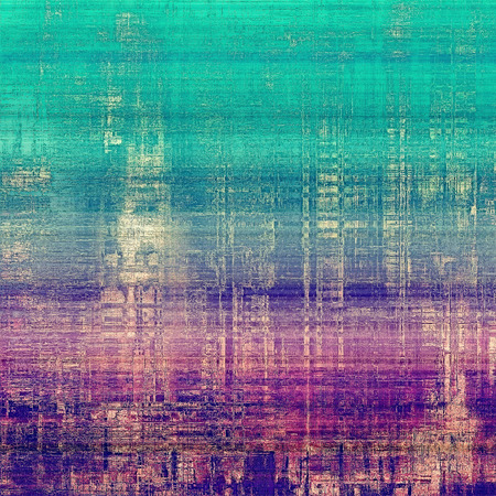 green purple: Grunge colorful texture for retro background. With different color patterns: yellow (beige); blue; cyan; green; purple (violet)