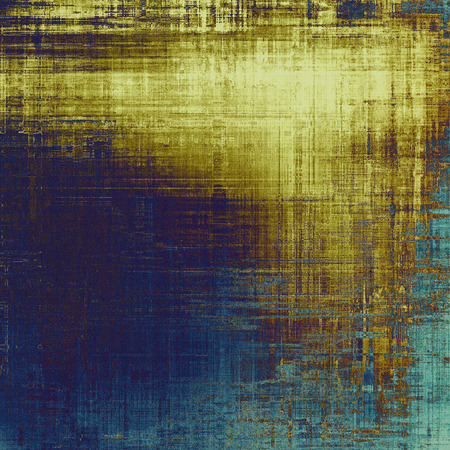 threadbare: Old Texture or Background. With different color patterns: yellow (beige); brown; blue; cyan