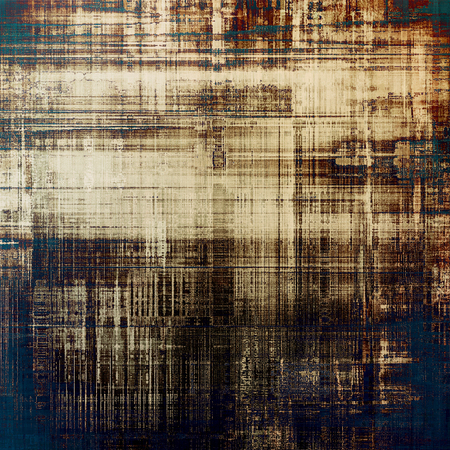 canvas background: Old, grunge background texture. With different color patterns: yellow (beige); brown; white; black; blue
