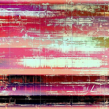 faded: Abstract old background or faded grunge texture. With different color patterns: brown; pink; white; red (orange); purple (violet)
