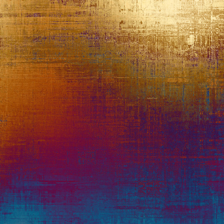 violet red: Abstract grunge background or old texture. With different color patterns: yellow (beige); brown; blue; red (orange); purple (violet)
