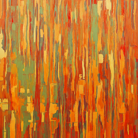orange color: Old background with delicate abstract texture. With different color patterns: yellow (beige); brown; red (orange); green Stock Photo