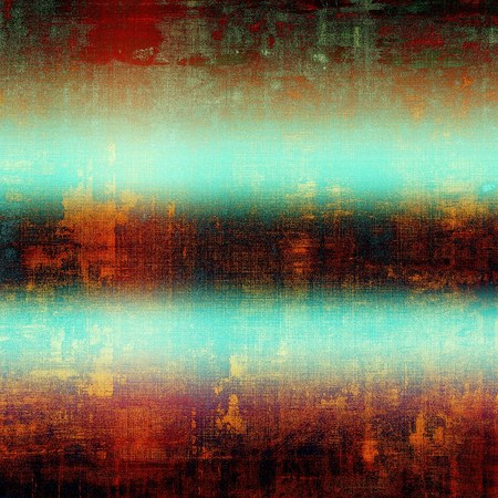 faded: Abstract old background or faded grunge texture. With different color patterns: brown; red (orange); blue; green; cyan