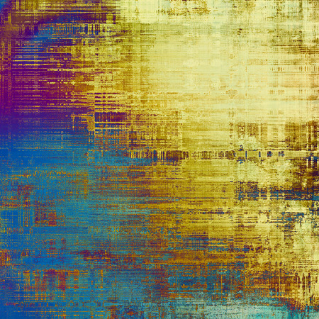 faded: Abstract old background or faded grunge texture. With different color patterns: yellow (beige); brown; purple (violet); blue; cyan
