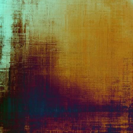 violet red: Vintage textured background. With different color patterns: yellow (beige); brown; red (orange); purple (violet); blue